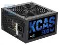 Блок питания AeroCool KCAS-500W , 80+ Bronze, fan 12cm, ATX v2.3/EPS Haswell Ready, 2x PCI-E (6+2-Pin), 7x SATA, 4x MOLEX