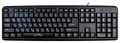 Клавиатура Oklick 180M Black PS/2