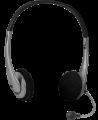 Гарнитура Defender Aura 114 черный+серый, кабель 1,8м (63114)
