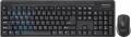 Комплект клавиатура+мышь Defender Princeton C-935 RU Black беспроводной (45935)