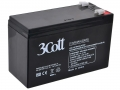 Батарея аккумуляторная 3Cott 12V/9Ah