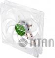 Вентилятор для корпуса Titan TFD-8025GT12Z(RB)/V2 80x80x25мм 1400rpm, 15.1dBa
