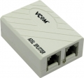 Сплиттер VCOM VTE7703 ADSL AG-ka63 (Annex A)