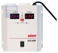 Стабилизатор напряжения Powerman AVS-500P (220В±8% 500ВА, 5А, КПД 98%, циф. индикация вх./вых.)