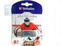 Флеш диск 8Gb Verbatim Mini Sport Edition, USB 2.0, Хоккей