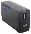 Источник бесперебойного питания 3Cott 600VA-3SE 360W AVR 3*Shuko линейно-интерактивный