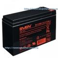 Батарея аккумуляторная Sven 12V/9Ah