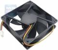 Вентилятор для корпуса Gembird D8015SM 80x80x15, втулка, 3 pin, провод 30 см
