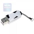 Флеш диск 8Gb Verbatim Mini Sport Edition, USB 2.0, Футбол (49880)