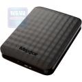 "Внешний жесткий диск 2.5"" 500Gb Seagate-Maxtor STSHX-M500TCBM Black USB3.0"