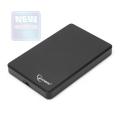 """Внешний корпус 2,5"""" Gembird EE2-U2S-40P черный SATA USB2.0"""