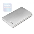 "Внешний корпус 2,5"" Gembird EE2-U2S-41-S серебристый SATA USB2.0"