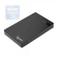 """Внешний корпус 2,5"""" Gembird EE2-U2S-44P черный SATA USB2.0"""