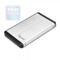 "Внешний корпус 2,5"" Gembird EE2-U3S-2-S серебристый SATA USB3.0"
