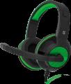 Гарнитура Defender G-200 Warhead зеленый/черный, кабель 2м (64119)