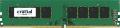 Модуль памяти DDR4 4096Mb 2133MHz Crucial RTL