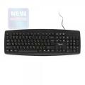 Клавиатура Gembird KB-8351U-BL black USB 104 кл.