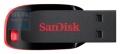 Флеш диск 8Gb SanDisk CZ50 Cruzer Blade Black (SDCZ50-008G-B35)