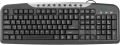 Клавиатура Defender HM-830 RU USB black, полноразмерная (45830)