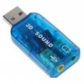 Звуковая карта USB TRUA3D 7.1ch