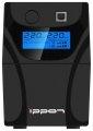 Источник бесперебойного питания Ippon Back Power LCD Pro 400