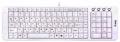 Клавиатура Dialog KK-03U white Katana-Multimedia USB