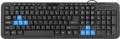 Клавиатура Defender HM-430 RU USB black, полноразмерная (45430)