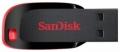 Флеш диск 16Gb SanDisk Cruzer Blade CZ50 black (SDCZ50-016G-B35)