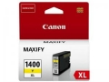 Картридж Canon PGI-1400XL Y для MAXIFY МВ2040/MB2140/МВ2340. Желтый 935 страниц.