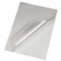 Плёнка глянцевая для горячего ламинирования A4(216*303), 75мкм, 100 конвертов
