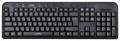 Клавиатура Oklick 390M black USB Multimedia