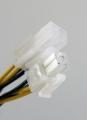 Удлинитель кабеля питания материнской платы Telecom+12V 4M-4F , 20см