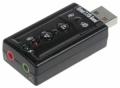 Звуковая карта USB TRAA71 7.1ch