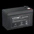 Батарея аккумуляторная Crown CBT-12-9.2 12V/9.2Ah F2
