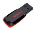 Флеш диск 32Gb SanDisk Cruzer Blade (SDCZ50-032G-B35)
