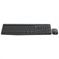 Комплект Logitech MK235 black USB Wireless Combo (920-007948)