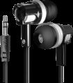 Наушники Defender Basic-609 черный/белый, вкладыши (63609)