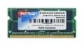 Модуль памяти SO-DDR3 4096Mb 1333MHz Patriot 1.5v (PSD34G13332S)