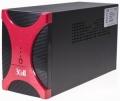 Источник бесперебойного питания 3Cott 3C-500-MCSE, 500 ВА / 300 Вт, линейно-интерактивный, металлический корпус, 3-х ступенчатый AVR, выход: 2*Shuko