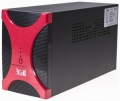 Источник бесперебойного питания 3Cott 3C-600-MCSE, 600 ВА / 360 Вт, линейно-интерактивный, металлический корпус, 3-х ступенчатый AVR, выход: 2*Shuko