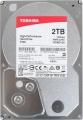 Жесткий диск 2Tb Toshiba P300 7200 rpm 64mb SATA3 (HDWD120UZSVA)