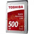 "Жесткий диск 500Gb Toshiba L200 5400 rpm 8mb 2.5"" SATA3 (HDWK105UZSVA)"