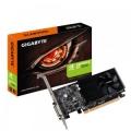 Видеокарта PCI-E Gigabyte 2048Mb GTX1030 64bit DDR5 1468MHz/6008MHz DVI HDMI (GV-N1030D5-2GL) RTL