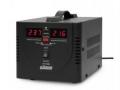 Стабилизатор напряжения Powerman AVS-500D Black напольного/настольного исполнения с цифровой индикацией