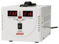 Стабилизатор напряжения Powerman AVS-500D Blackнапольного/настольного исполнения с цифровой индикацией