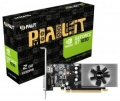 Видеокарта PCI-E Palit 2048MB GT1030 64bit DDR5 1227MHz/6000MHz DVI HDMI (NE5103000646) RTL