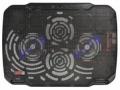 """Подставка для ноутбука Buro BU-LCP156-B208 15.6"""" 2*USB 2*80мм fan"""