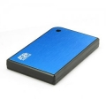 "Внешний корпус AgeStar 3UB2A14 blue USB 3.0, 2,5"" SATA , алюминий безвинтовая конструкция"