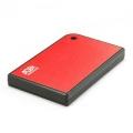 "Внешний корпус AgeStar 3UB2A14 red USB 3.0, 2,5"" SATA , алюминий безвинтовая конструкция"