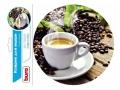 Коврик для мыши BURO BU-T60051 Кофе